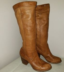 Frye Butter Soft Leather Boots size 8